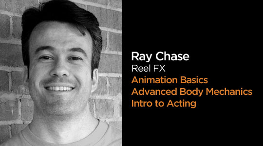 Ray Chase