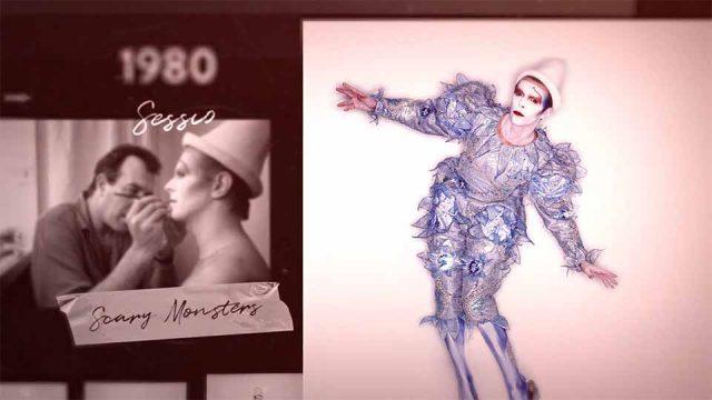 """TAKEN: Bowie by Duffy"" Exhibition Trailer by Chris Bain | STASH MAGAZINE"