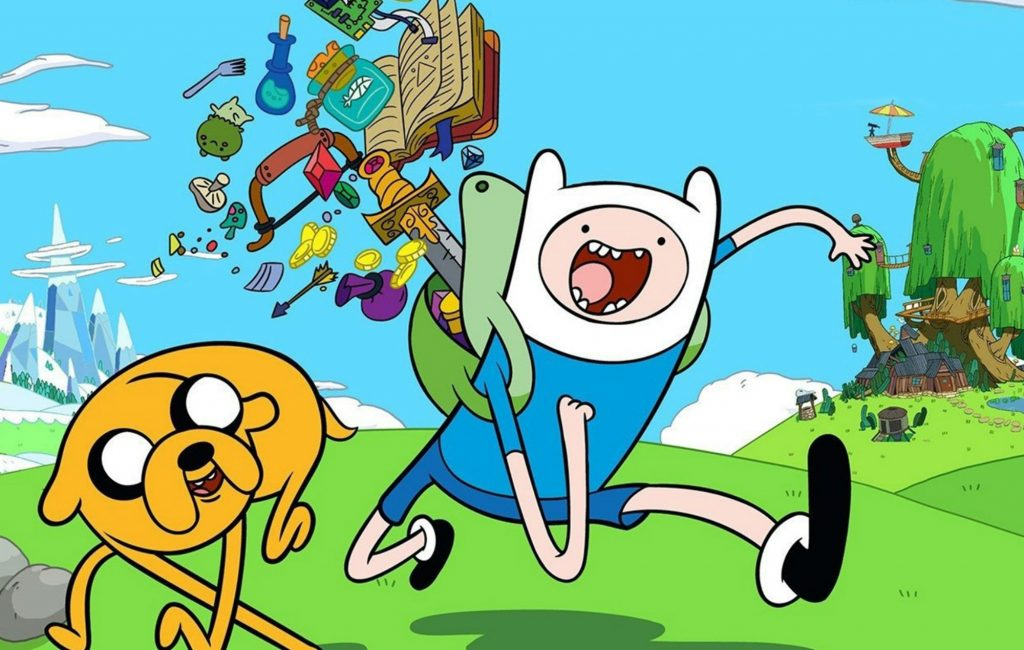 Adventure Time is one of the most highly praised animation series of the 2010s