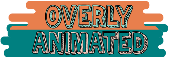 Overly Animation Podcast banner
