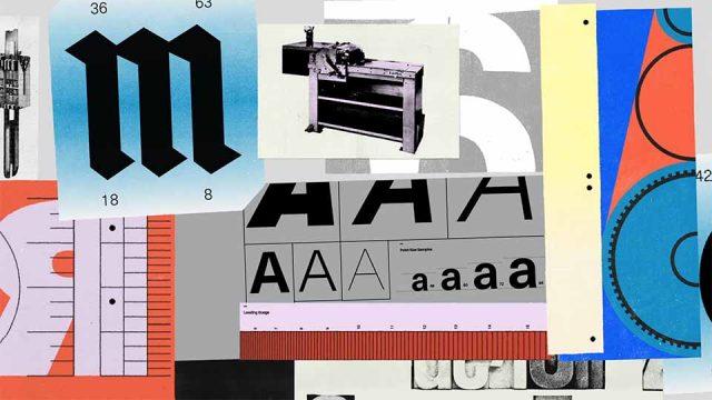 "Adobe ""Creativity Explained - Type"" by oddfellows   STASH MAGAZINE"