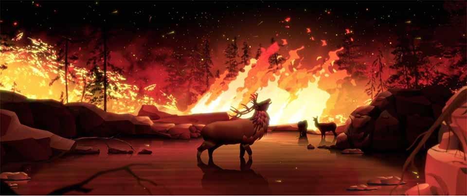 """Yellowstone 88"" Short Film by Little Fluffy Clouds   STASH MAGAZINE"