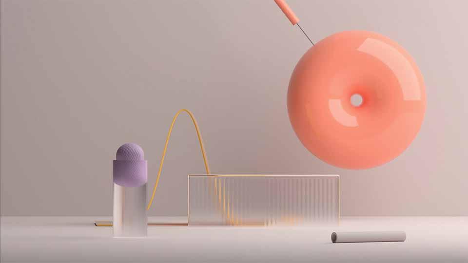 Art Loops Series by Clim Studio for Artgrid   STASH MAGAZINE