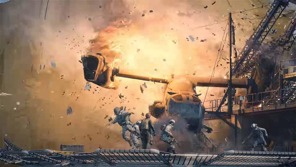 Battlefield 2042 Official Reveal Trailer   STASH MAGAZINE