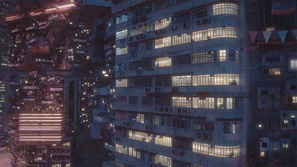 """The National Gallery of Victoria """"Planet City (Excerpt)"""" by Liam Young 