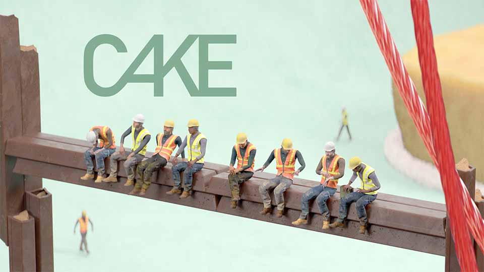 "FX Networks ""Cake"" Season 4 Broadcast Packaging   STASH MAGAZINE"