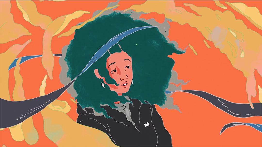 "Nike ""Naomi Osaka´s Multiverse"" by Rudo and Psyop   STASH MAGAZINE"