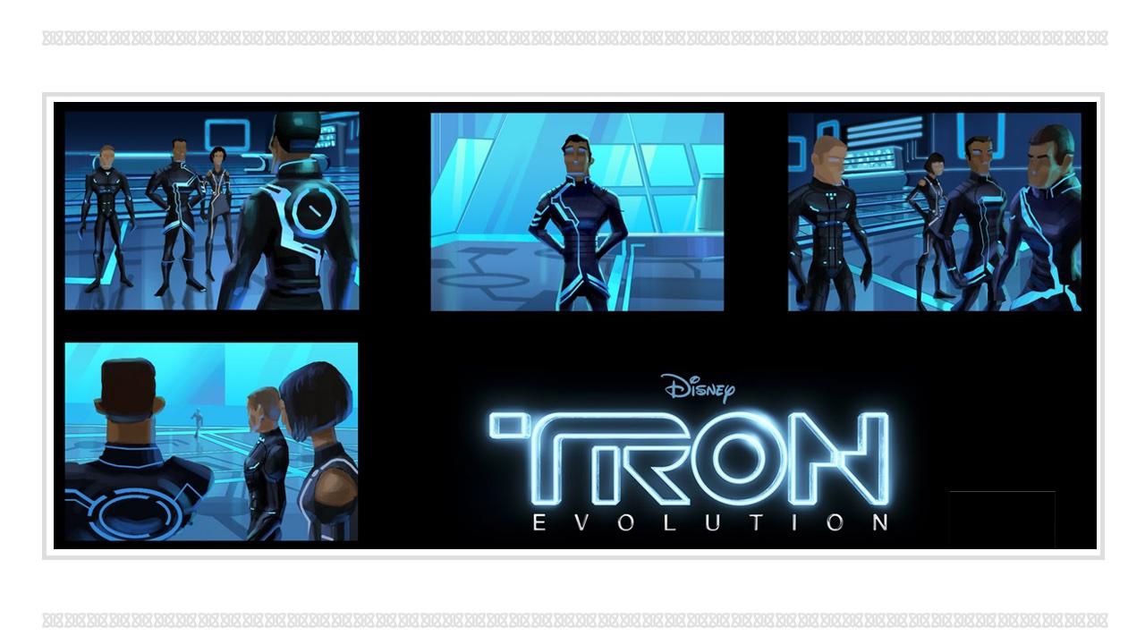 Bob Stanton, Tron: Evolution
