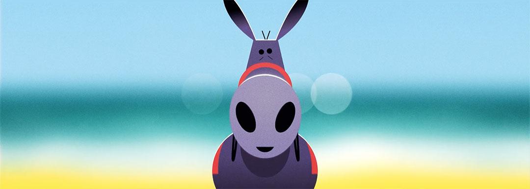 Donkey Wrong Short Film by Animade | STASH MAGAZINE