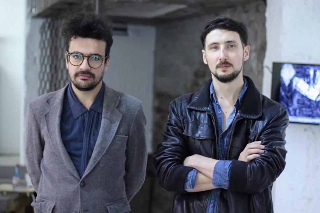 Joaquín Cociña and Cristóbal León