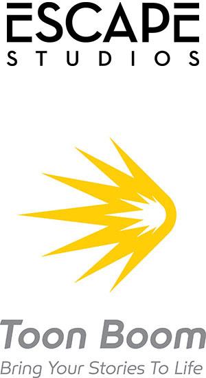 Escape Studios and Toon Boom logo
