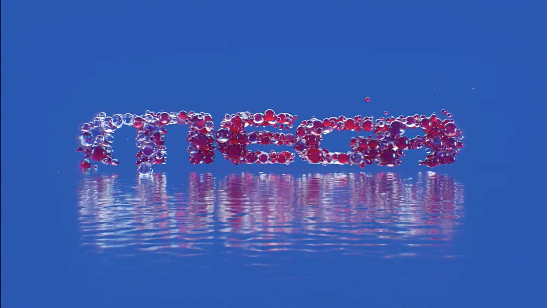 MEGA TV Idents by Yeti Pictures   STASH MAGAZINE
