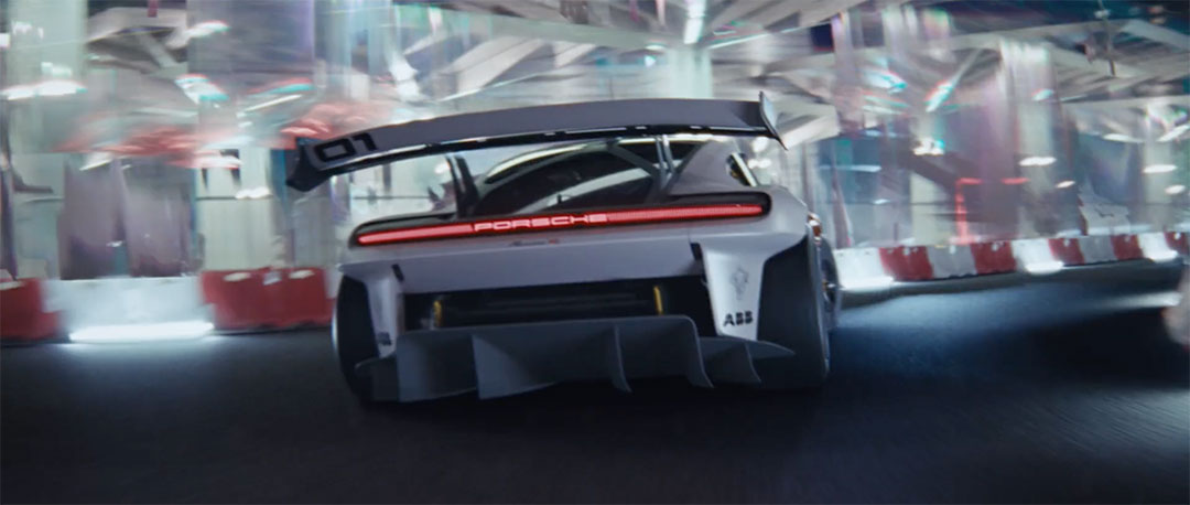 Porsche Mission R Alessandro Pacciani Sehsucht | STASH MAGAZINE