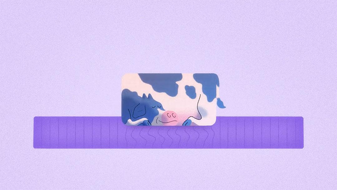 Purple Animals Parallel Studio | STASH MAGAZINE