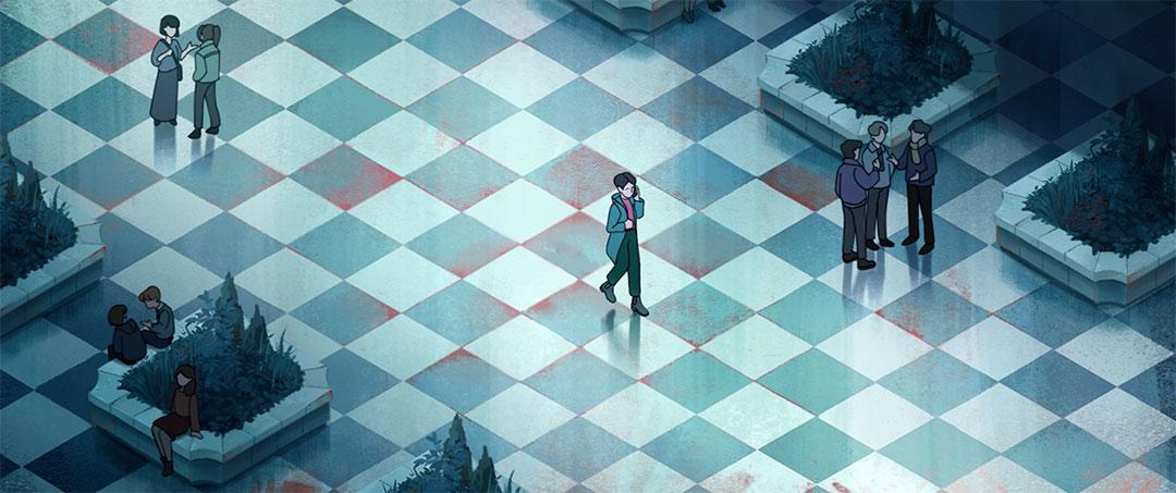 """Contretemps"" GOBELINS 2021 Graduation Short Film   STASH MAGAZINE"